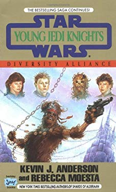 Diverstiy Alliance: Young Jedi Knights #8 9780425169056