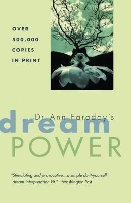 Dr. Ann Faraday's Dream Power 9780425160596