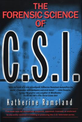 Forensic Science of Csi 9780425183595