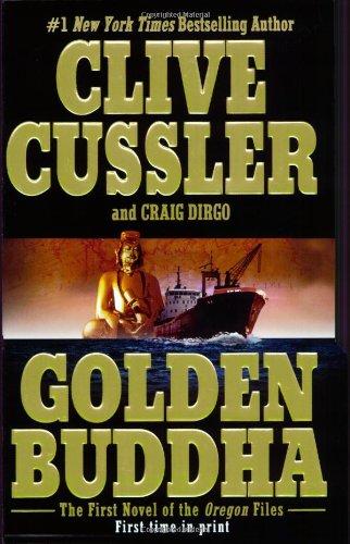 Golden Buddha 9780425191729