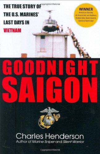 Goodnight Saigon 9780425224021