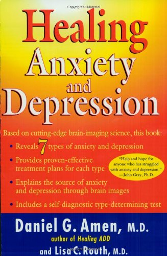 Healing Anxiety and Depression 9780425198445