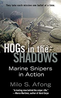 Hogs in the Shadows: Marine Snipers in Action 9780425259207