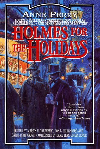 Holmes for the Holidays (Hc) 9780425154731