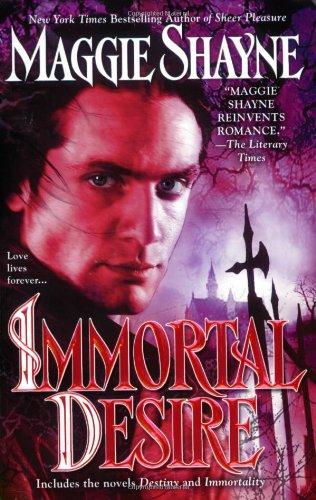 Immortal Desire 9780425217481