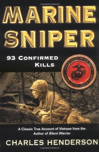 Marine Sniper: 93 Confirmed Kills 9780425181652