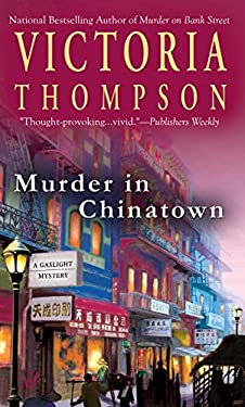 Murder in Chinatown 9780425222058