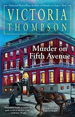 Murder on Fifth Avenue 9780425247419