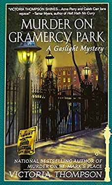 Murder on Gramercy Park 9780425178867
