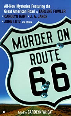 Murder on Route 66 9780425170649