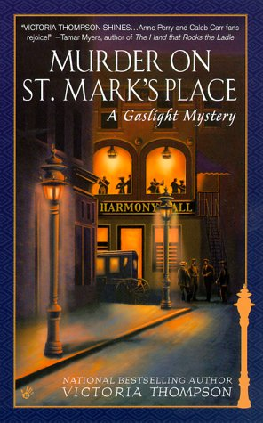 Murder on St. Mark's Place 9780425173619