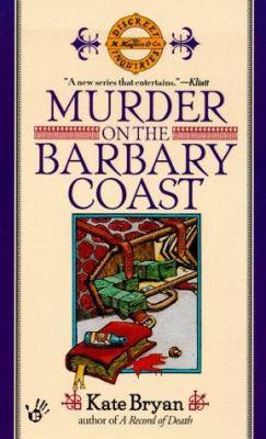 Murder on the Barbary Coast 9780425169339