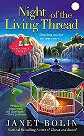 Night of the Living Thread (A Threadville Mystery) 22033945