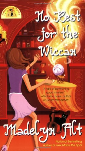 No Rest for the Wiccan 9780425224564
