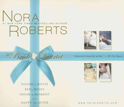 Nora Roberts the Bridal Quartet 4 Volume Boxed Set 9780425239933