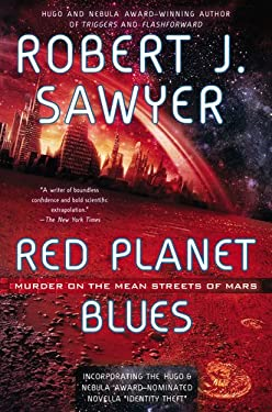 Red Planet Blues 9780425256824