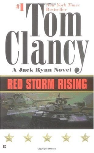 Red Storm Rising 9780425101070