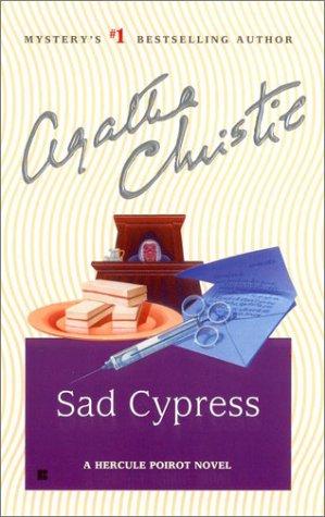 Sad Cypress 9780425098530