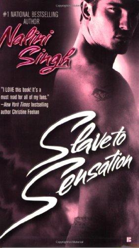 Slave to Sensation 9780425212868