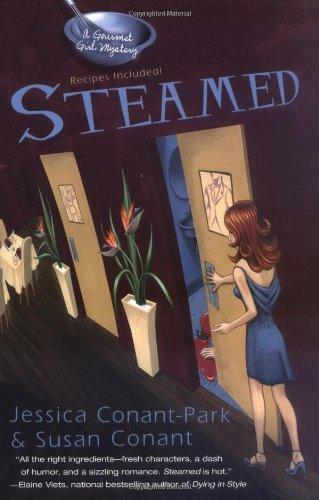 Steamed: A Gourmet Girl Mystery