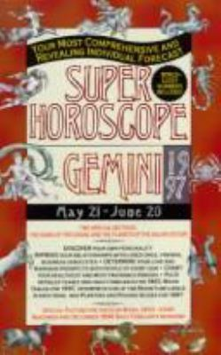 Super Horoscopes 1997: Gemini 9780425153505