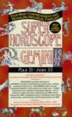 Super Horoscopes 1997: Gemini