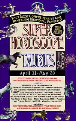 Super Horoscopes 1998: Taurus 9780425158876