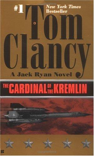 The Cardinal of the Kremlin 9780425116845