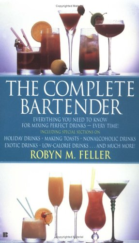 The Complete Bartender 9780425126875
