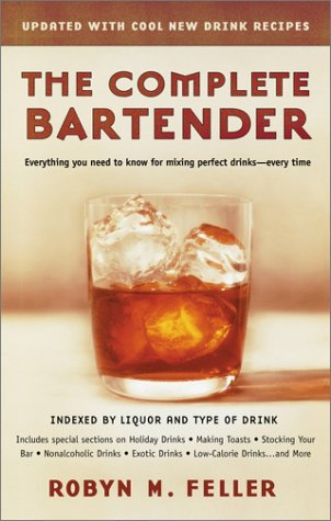 The Complete Bartender 9780425190135