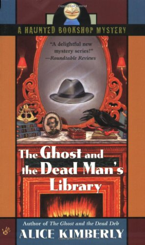 The Ghost and the Dead Man's Library 9780425212653