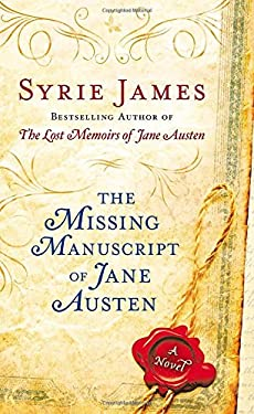 The Missing Manuscript of Jane Austen 9780425253366