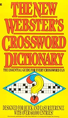 The New Webster's Crossword Dictionary 9780425128824