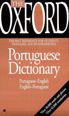 The Oxford Portuguese Dictionary 9780425163894