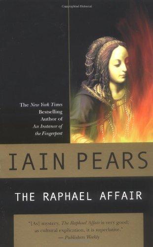 The Raphael Affair 9780425178928