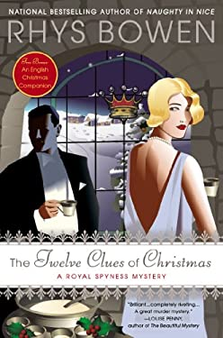 The Twelve Clues of Christmas 9780425252789
