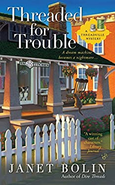 Threaded for Trouble 9780425251324