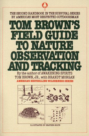 Tom Brown's Field Guide to Nature Observation and Tracking 9780425099667