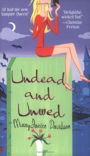 Undead and Unwed 9780425194850