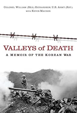 Valleys of Death: A Memoir of the Korean War 9780425236734