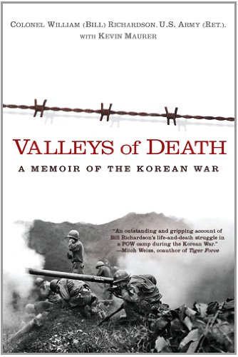 Valleys of Death: A Memoir of the Korean War 9780425243183