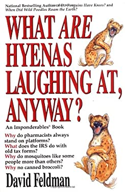 What Are Hyenas Laugh 9780425154519