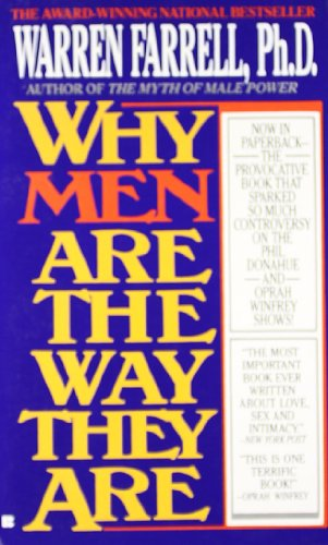 Why Men Are the Way They Are! 9780425110942