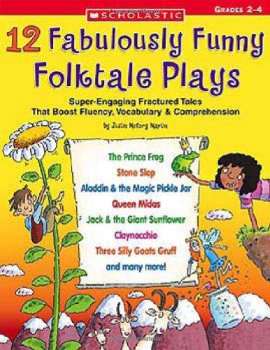 12 Fabulously Funny Folktale Plays 9780439517621