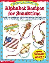 26 Easy and Adorable Alphabet Recipes for Snacktime 1375168