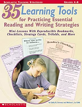 35 Learning Tools for Practising Essential Reading and Writing Strategies 9780439207614