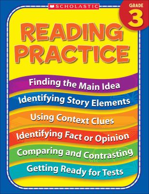 3rd Grade Reading Practice 9780439819022