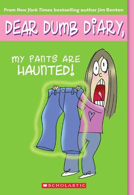 Dear Dumb Diary #2: My Pants Are Haunted 9780439629058