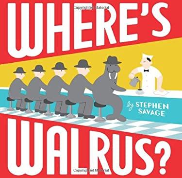 Where's Walrus? 9780439700498