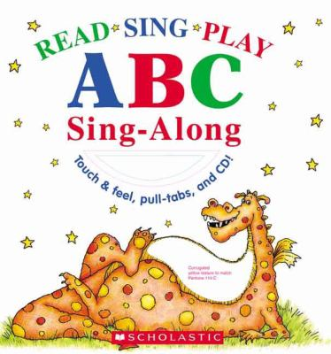 ABC Sing-Along [With CD] 9780439853576
